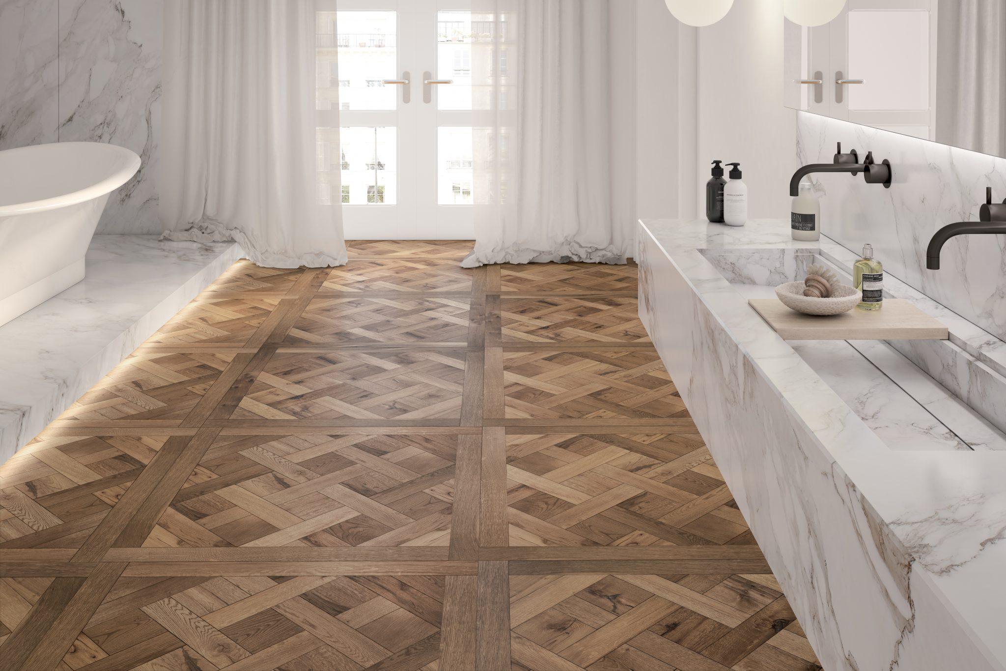 Riscaldamento a pavimento legno o piastrella